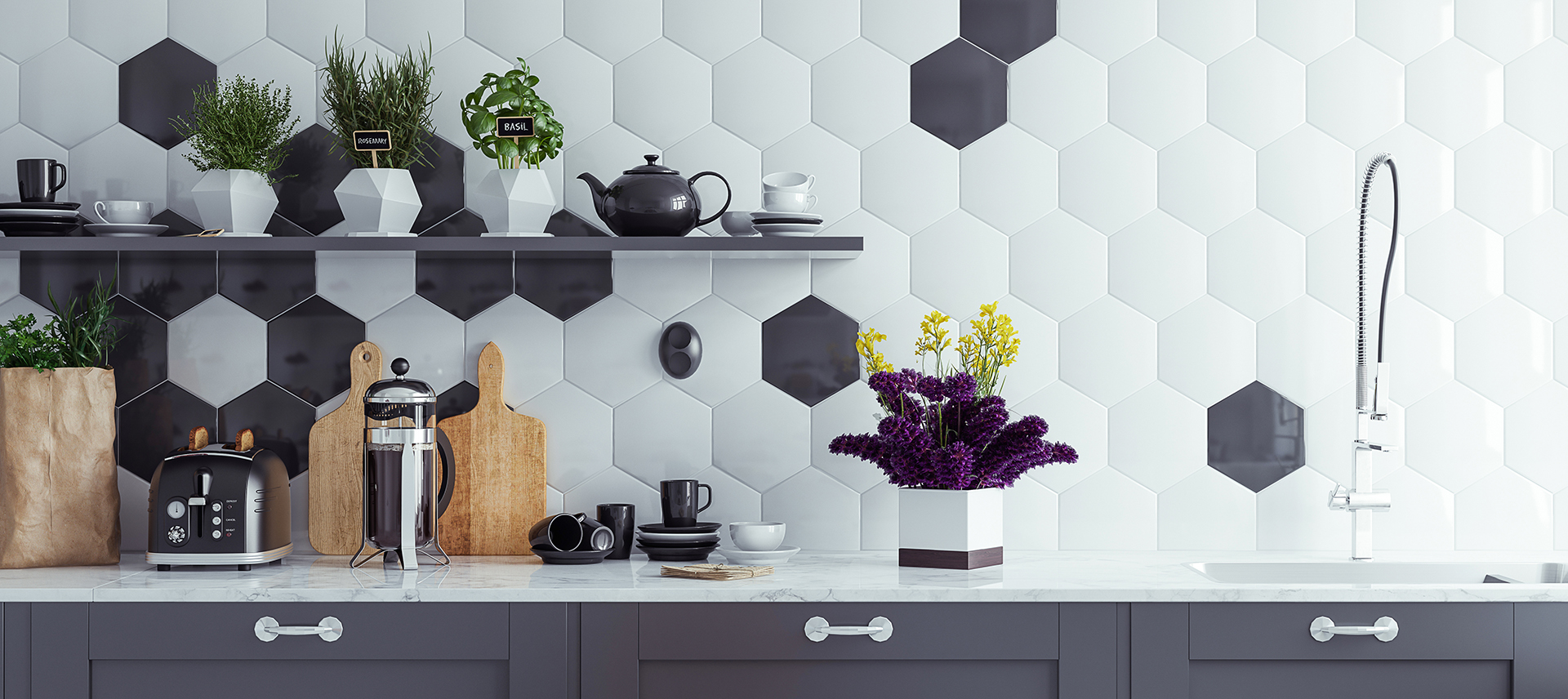 carrelage-cuisine-credence-cs17-carrelage-saintais-saintes-mosaique-hexagonal-carreaux-gres-moderne-pose